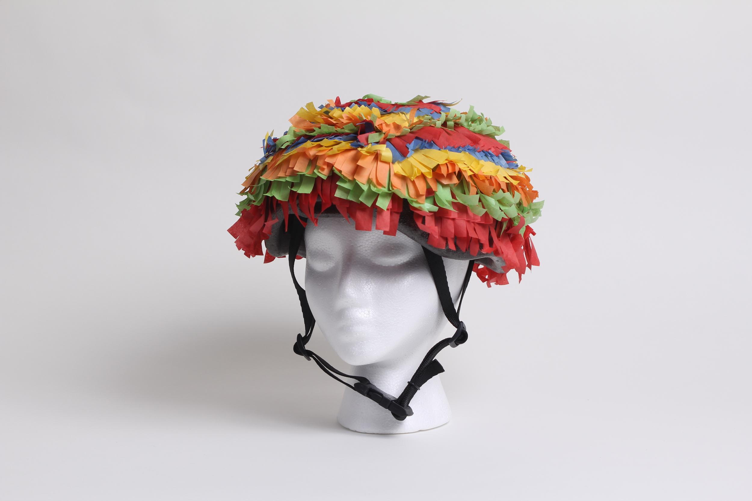 Piñata Bicycle Helmet