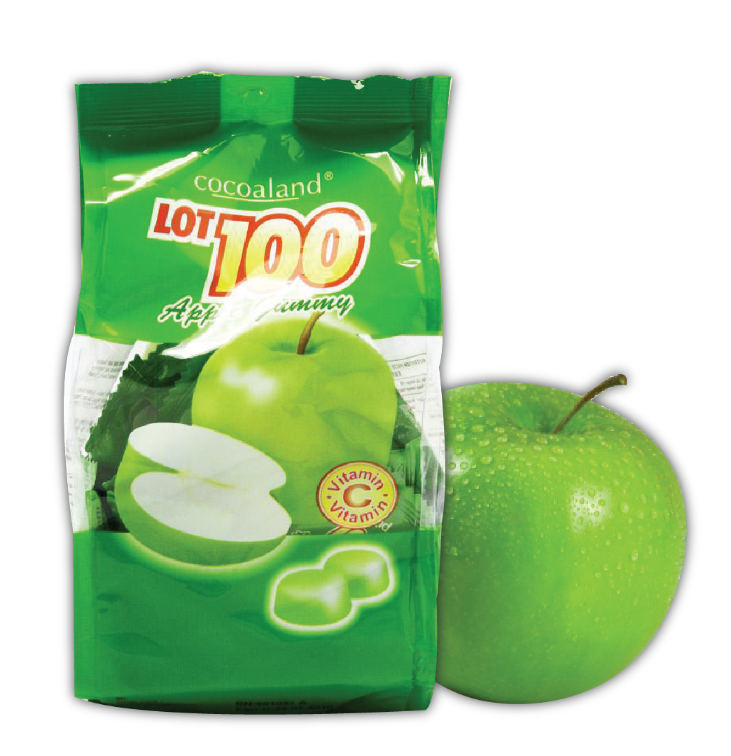 Apple Gummy