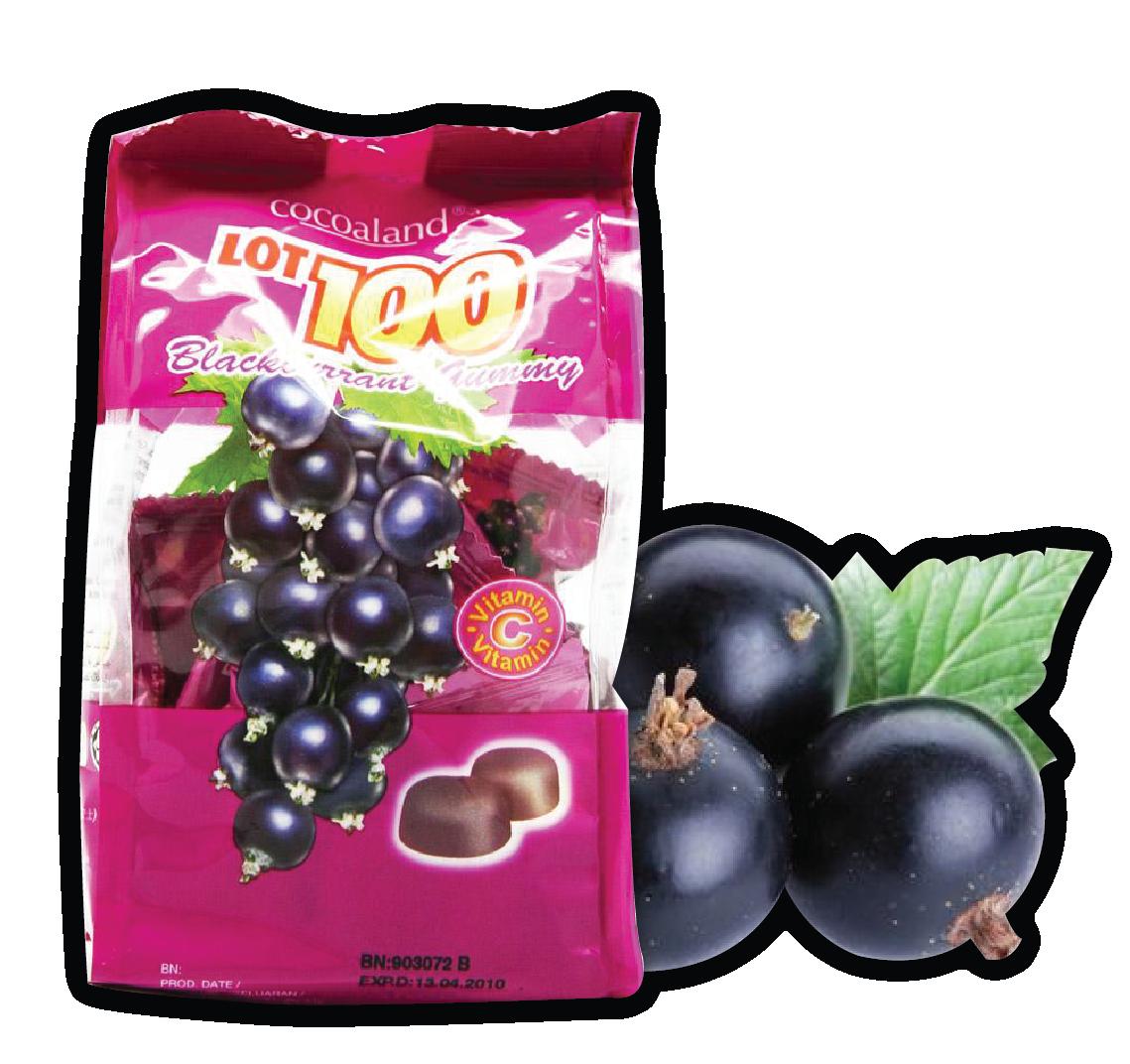 Blackcurrant Gummy