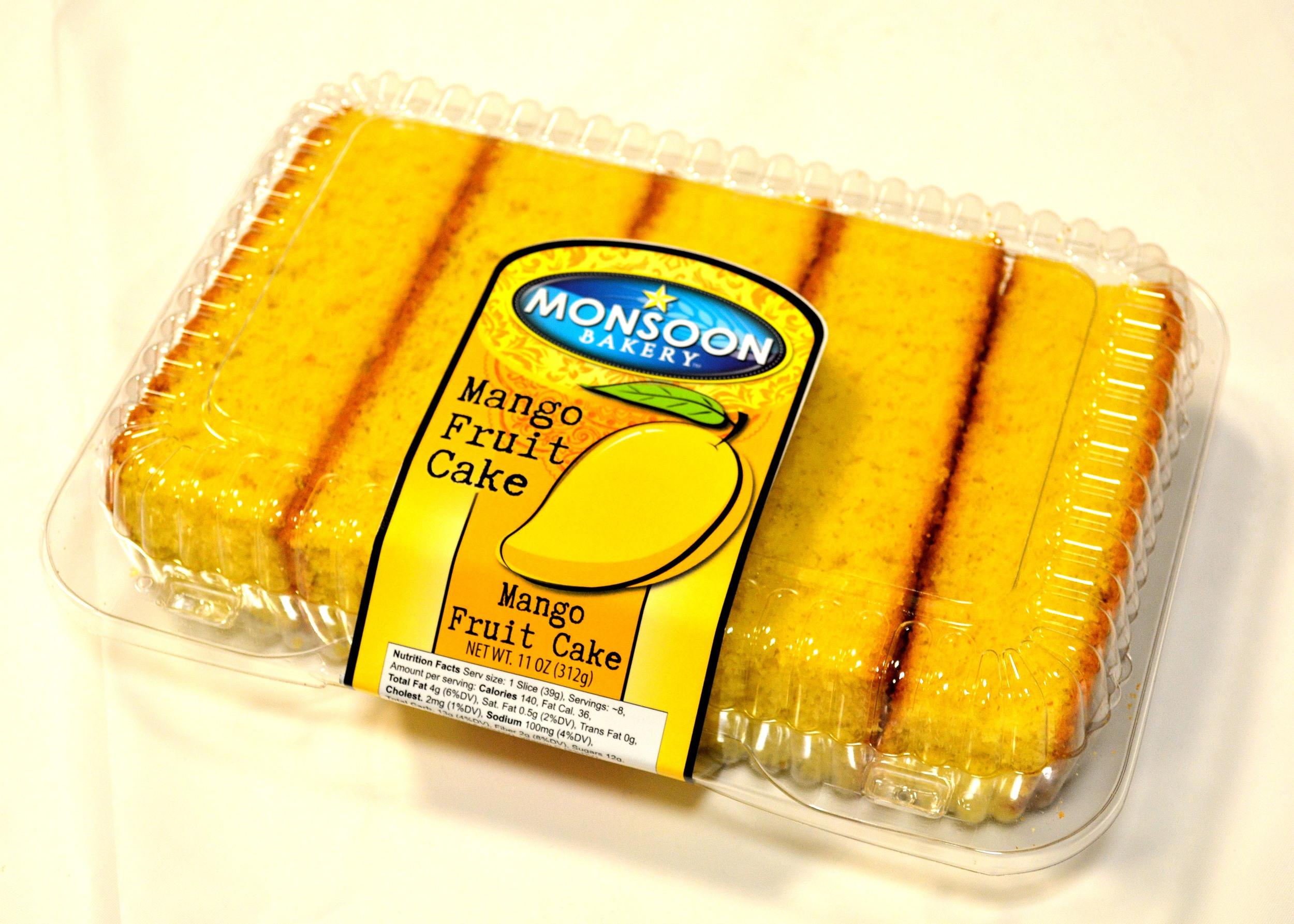 MANGO FRUIT CAKE
