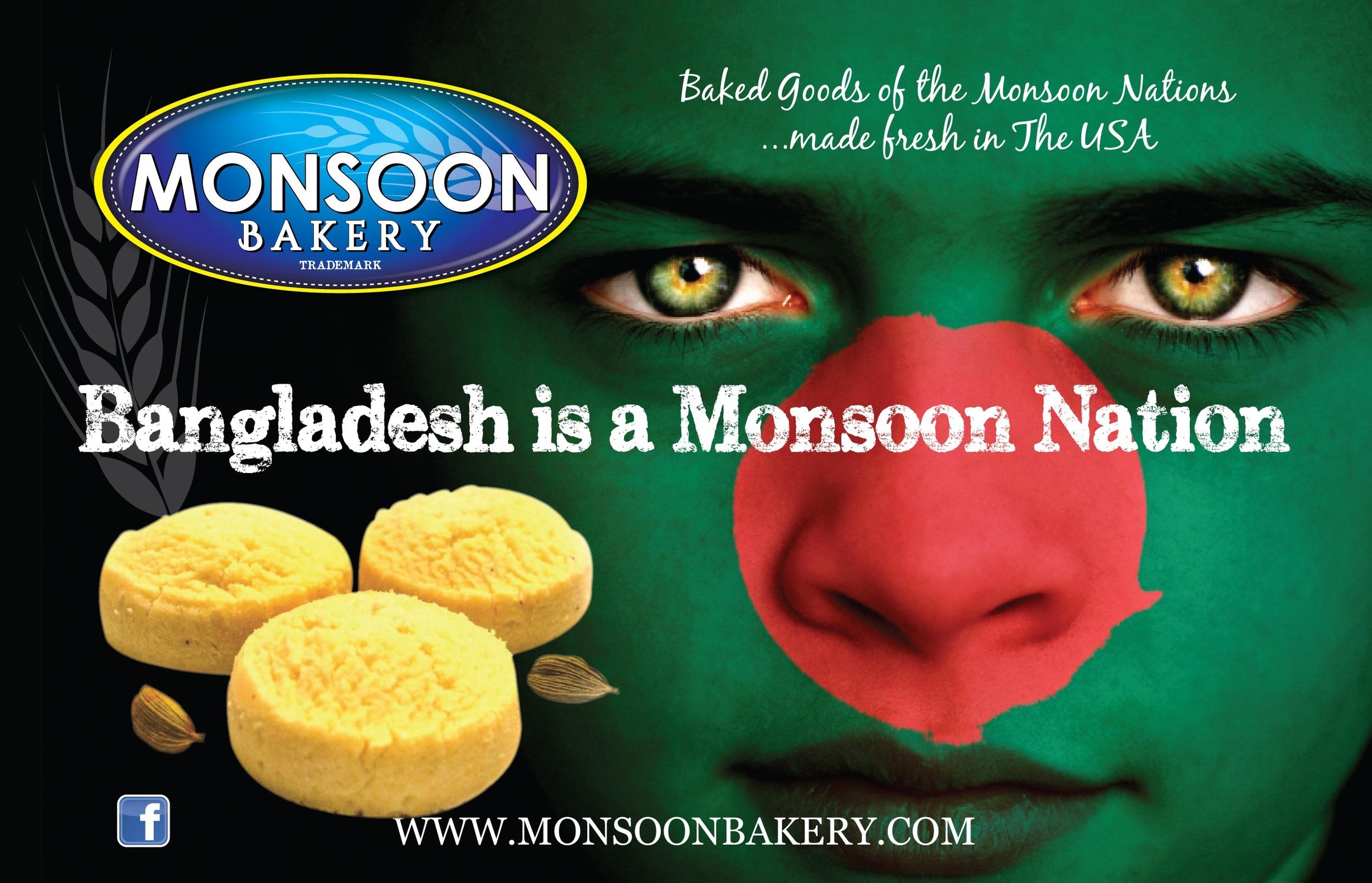 Bangladesh is a Monsoon Nation