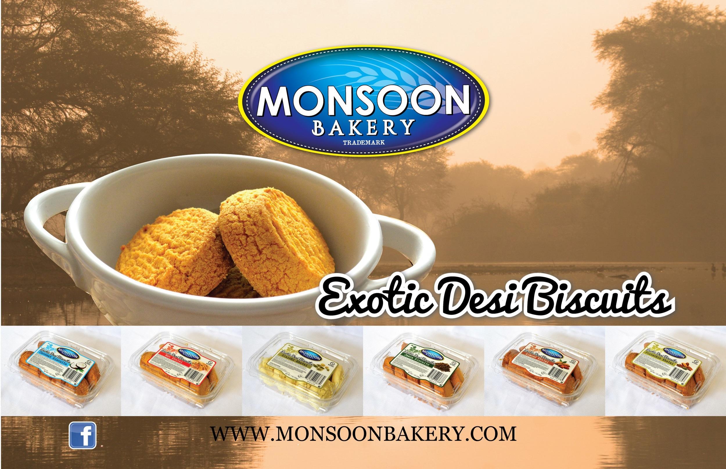 Exotic Desi Biscuits