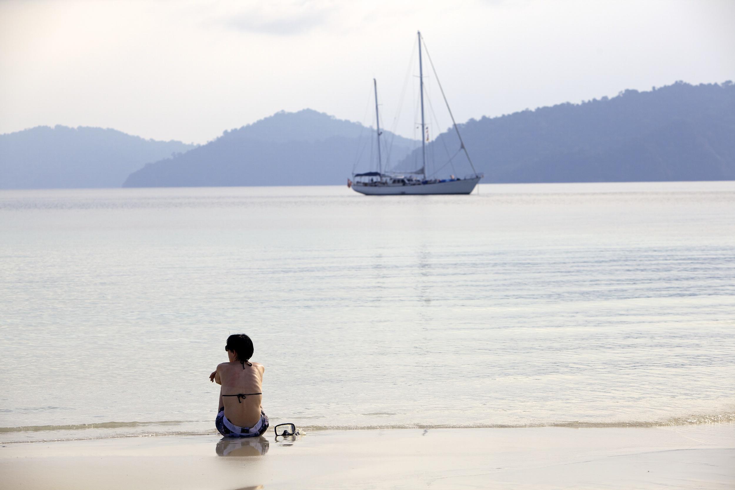 Empty beaches 2