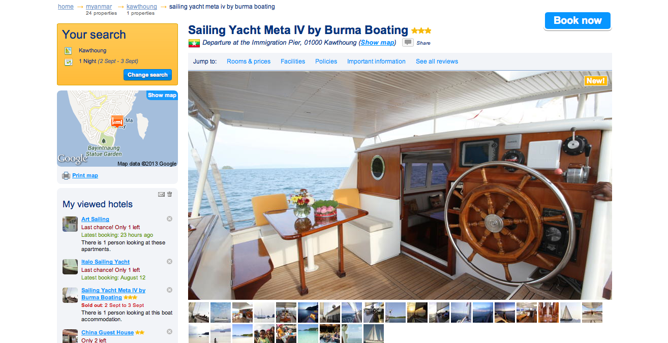 Our yacht Meta IV listed on Booking.com.png
