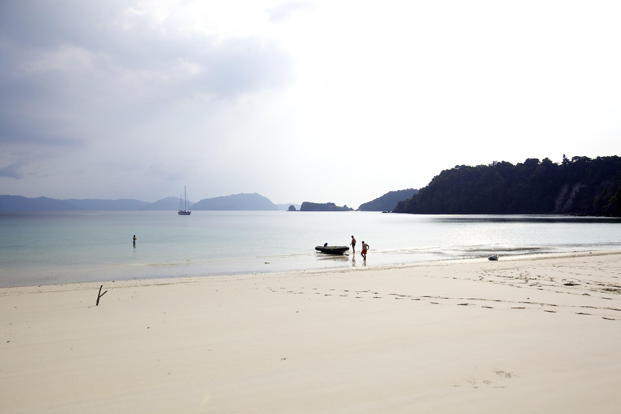 mergui myanmar burma travel islands beaches holiday