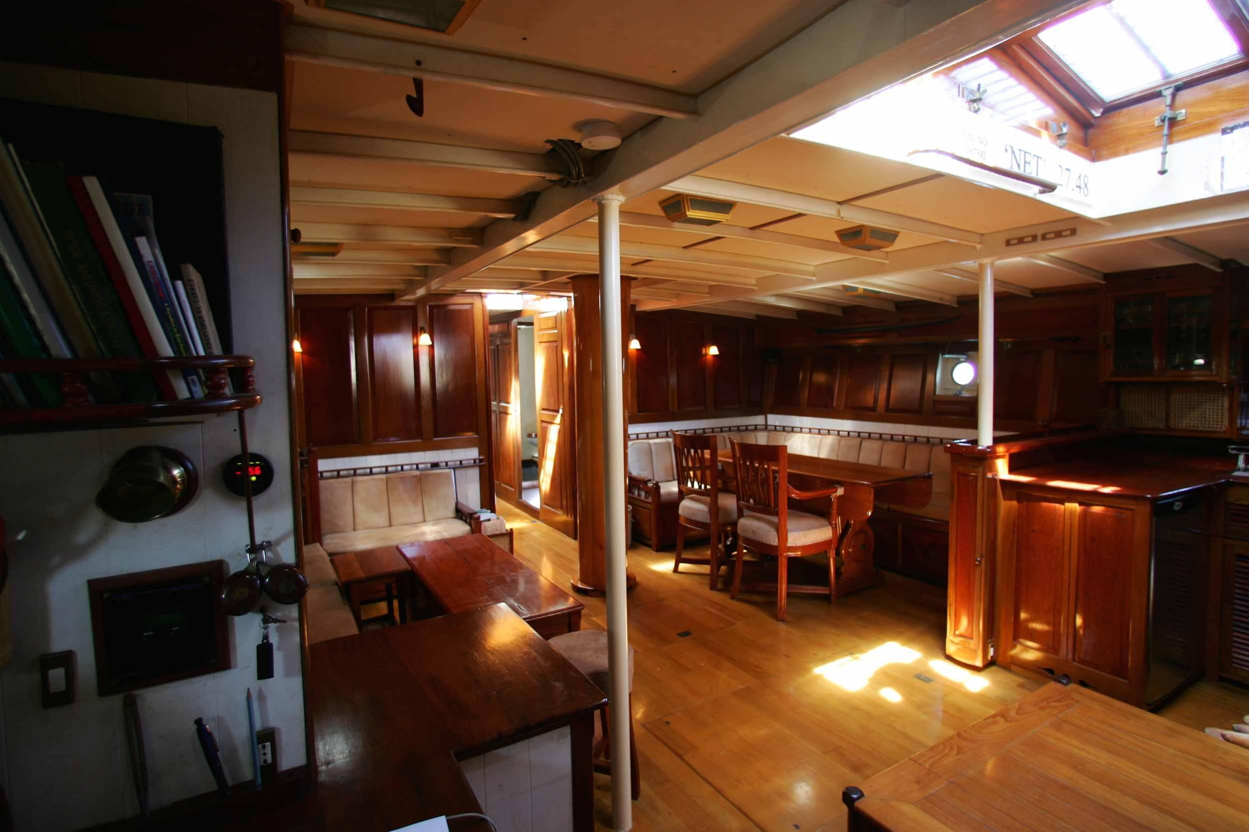 Sunshine Classic yacht Mergui Myanmar Islands Burma.jpg
