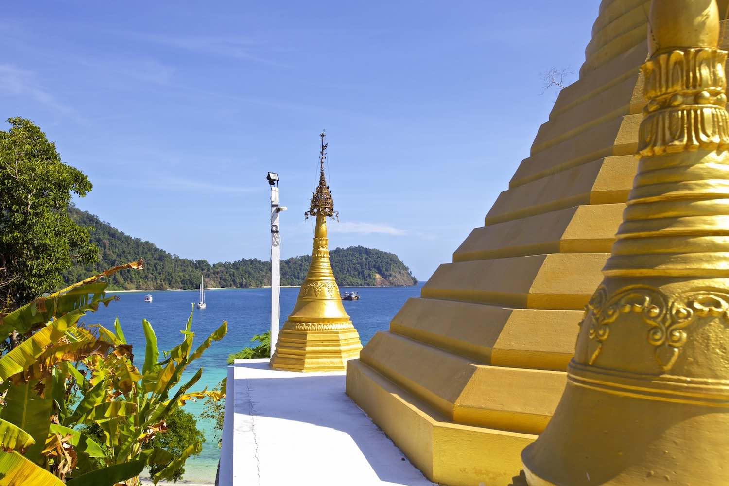 Pagoda in the Myeik Archipelago Burma Islands.jpeg