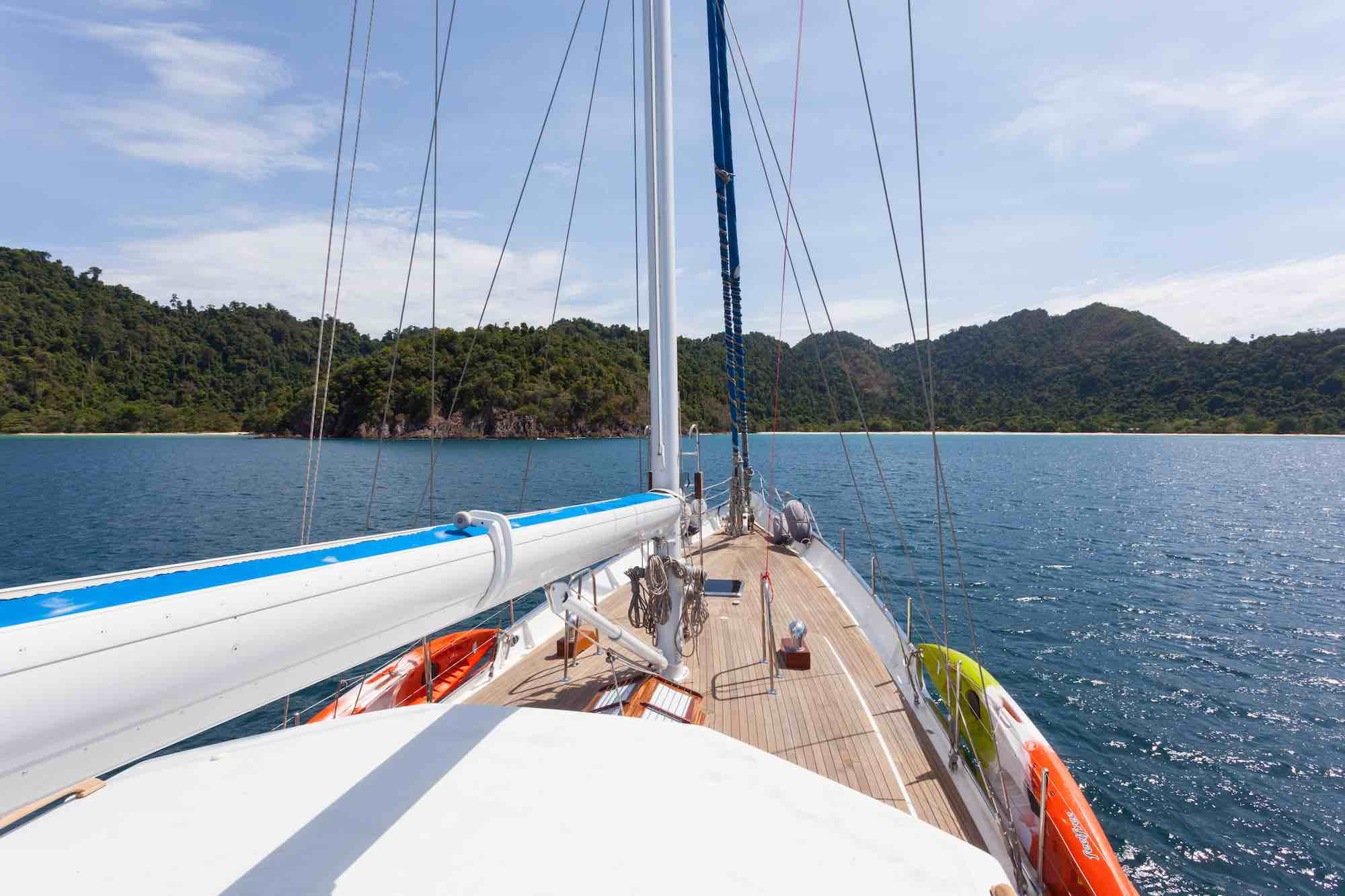 Yacht Overview