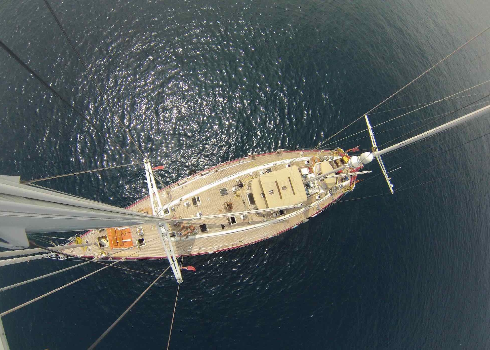 Aphrodite_aerial shot from mast top yacht holiday_XS.jpeg