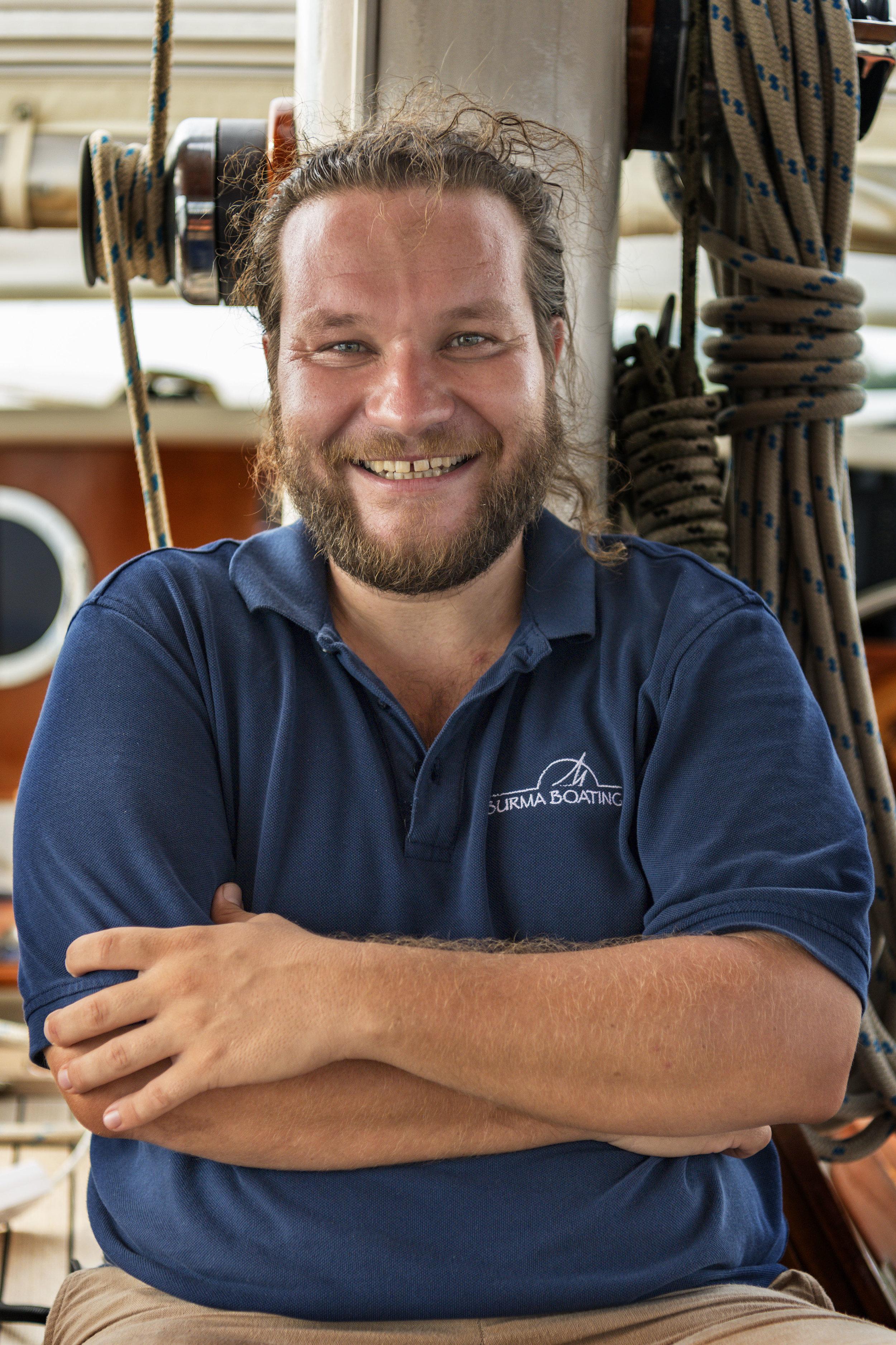 Eric Poepper General Manager    eric@burmaboating.com