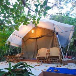Nyaung Oo Phee tent