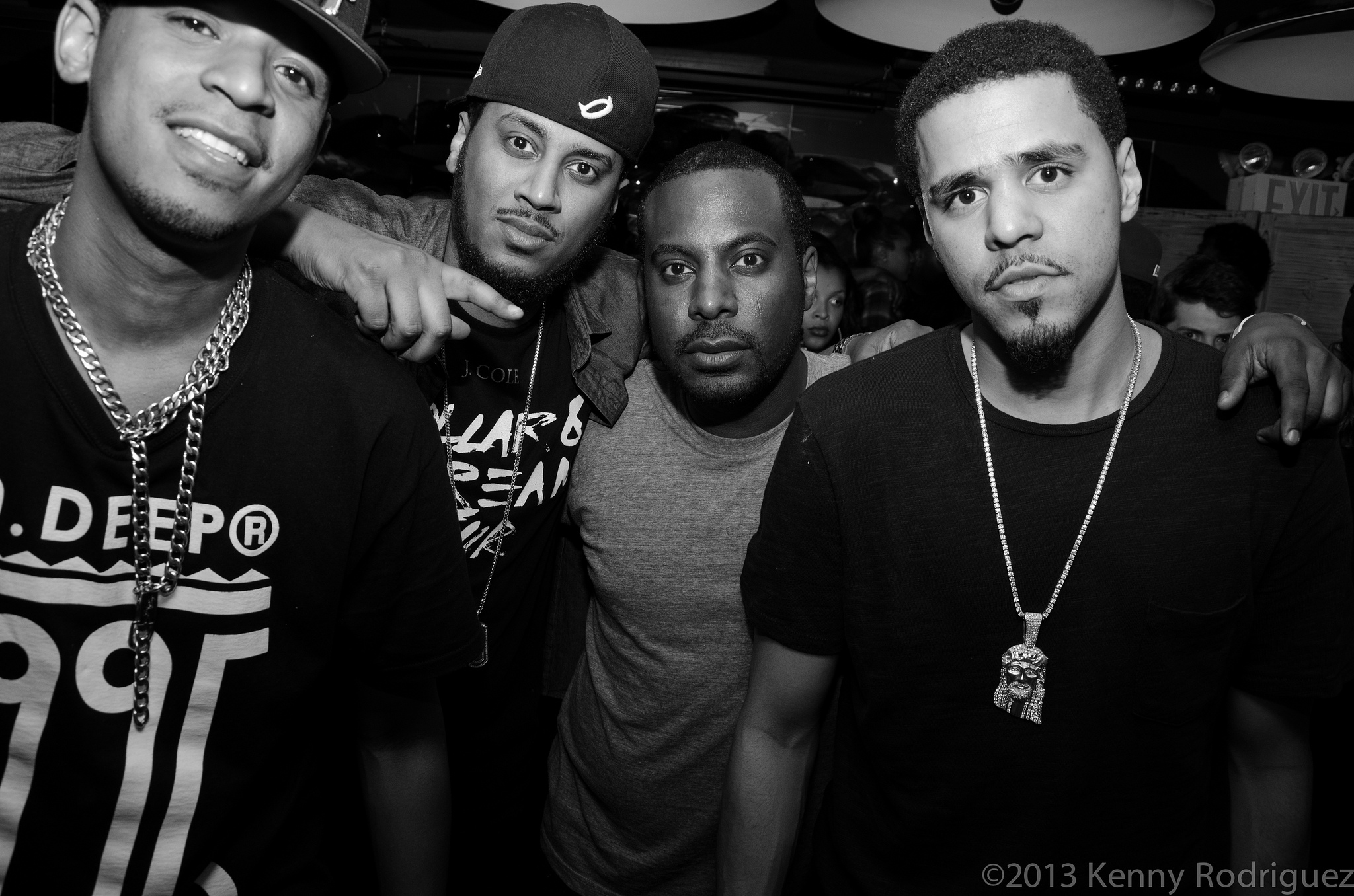 J. Cole Album Release Party