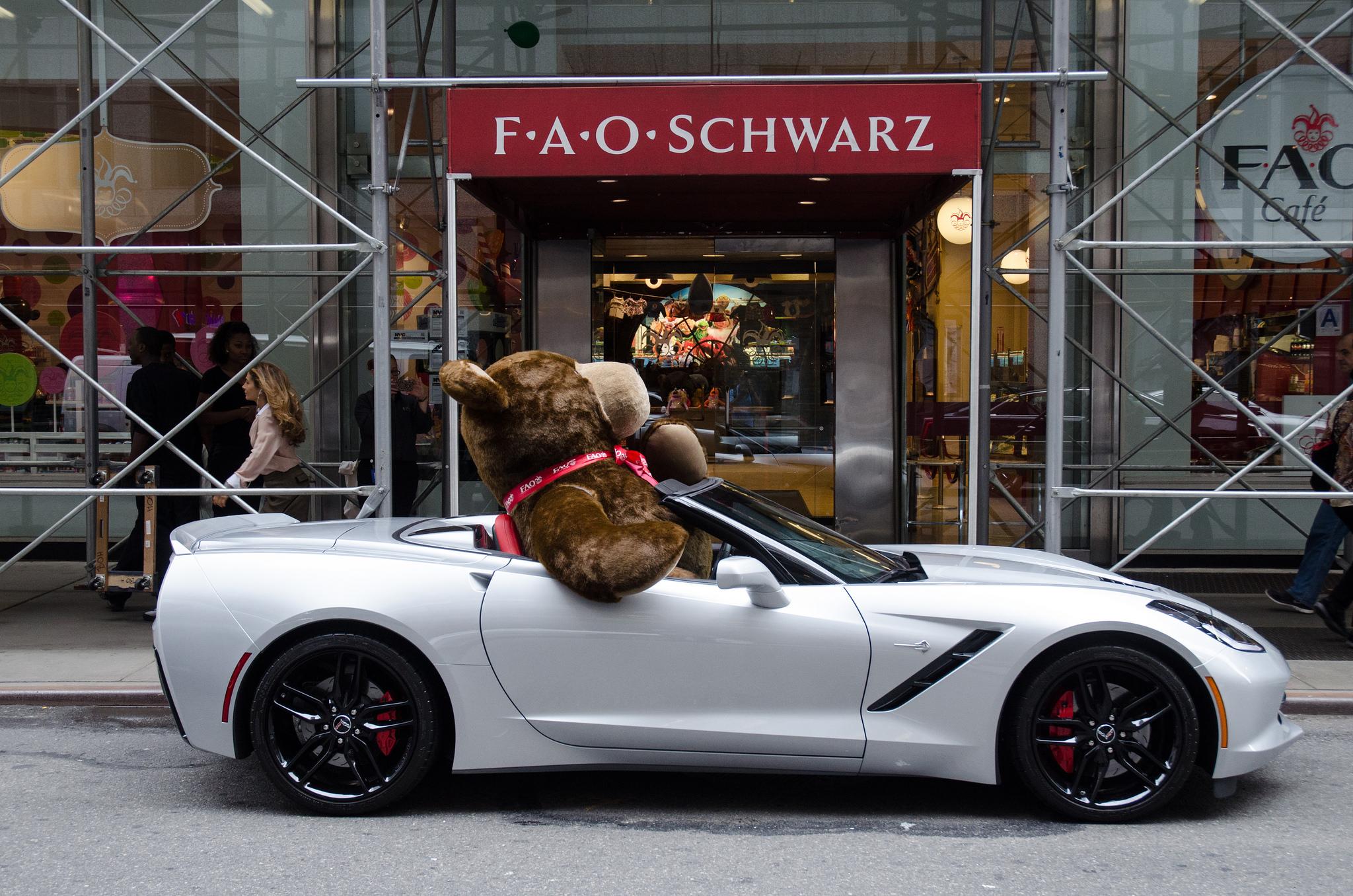Chevrolet, FAO Schwartz & St. Jude