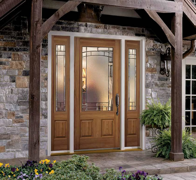 Entry door installation in Cincinnati, OH
