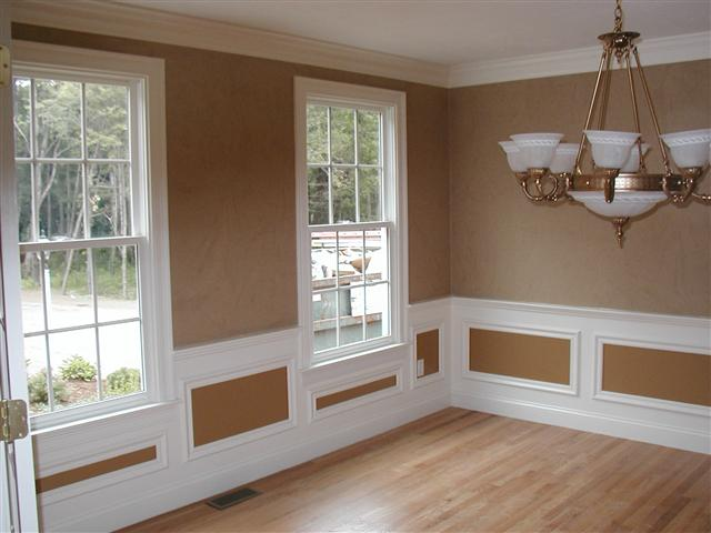Custom Trim work in Cincinnati, OH. Add the finishing touch around your home's windows and doors.