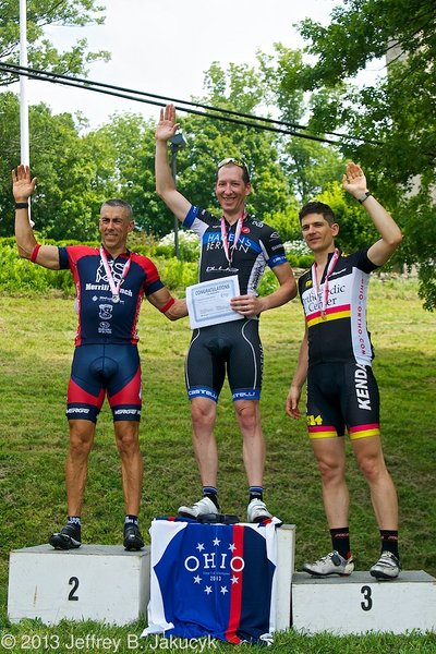 Michael Prater - 2013 Ohio State Masters Road Race Champion