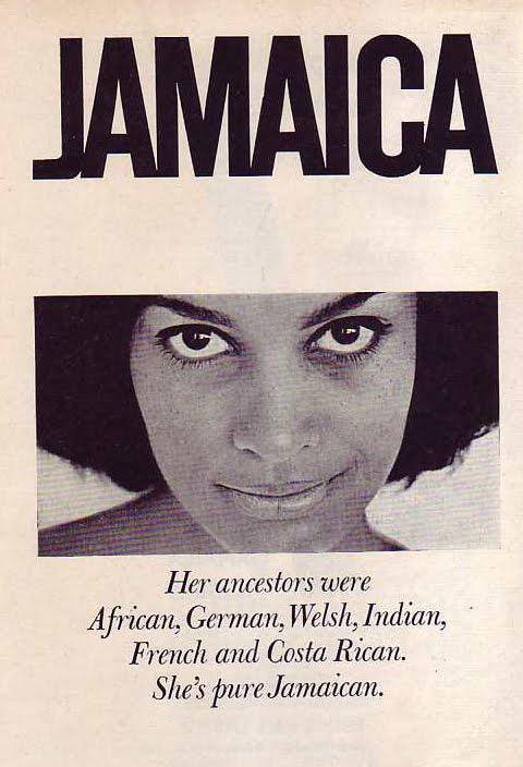 Vintage Jamaica Tourism Poster
