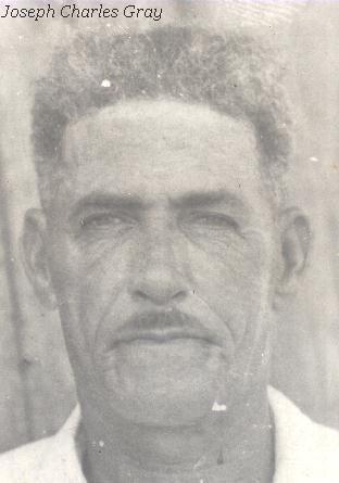 Great grandfather, Joseph Gray.