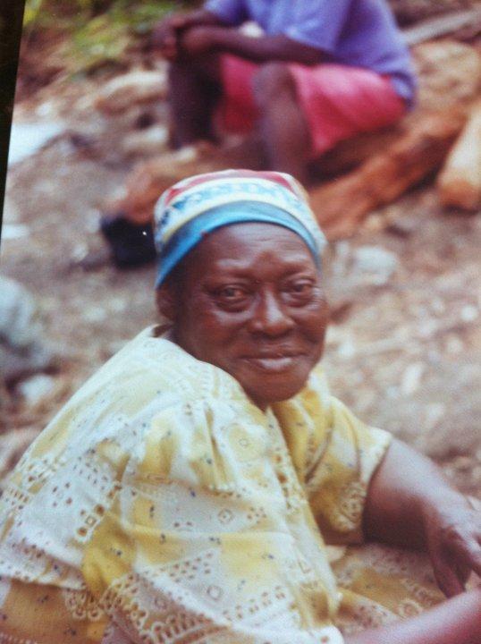 Paternal grandmother, Rona Graham ( née Mckay)