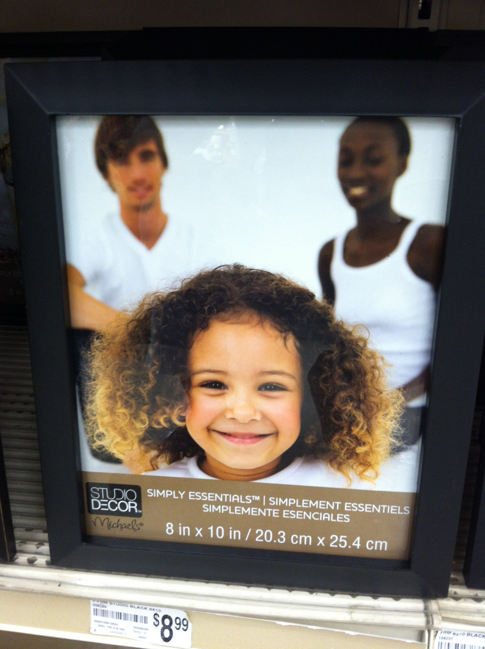 multiracial family photo frame.JPG