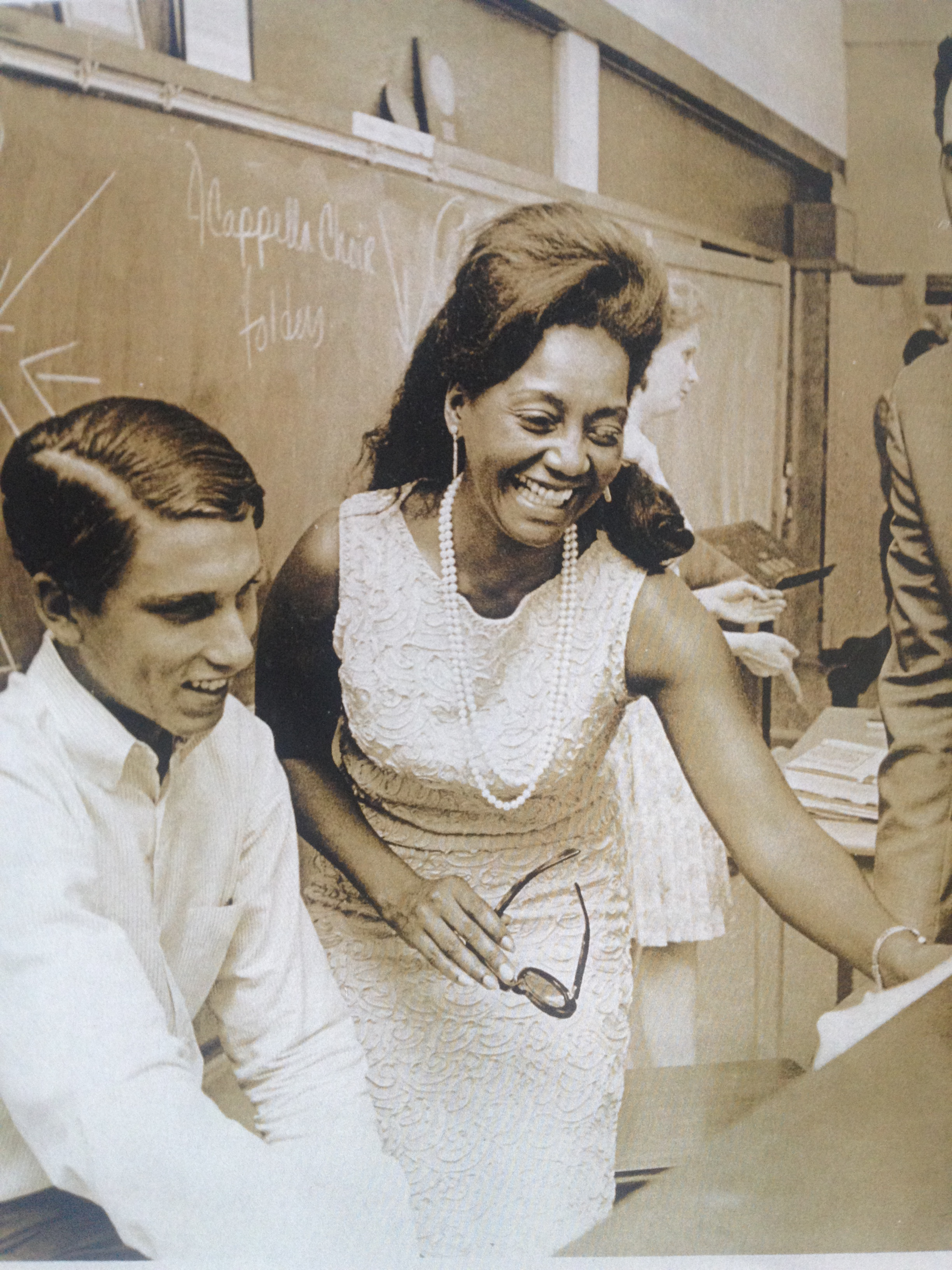 """""""I think as a group, entertainers should fight Jim Crow because as individuals we can't break it down.""""-Joyce Bryant"""