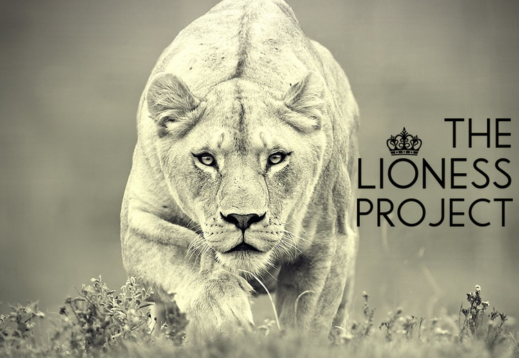 BEAUTIFUL IN EVERY SHADE is proud to partner with The Lioness Project