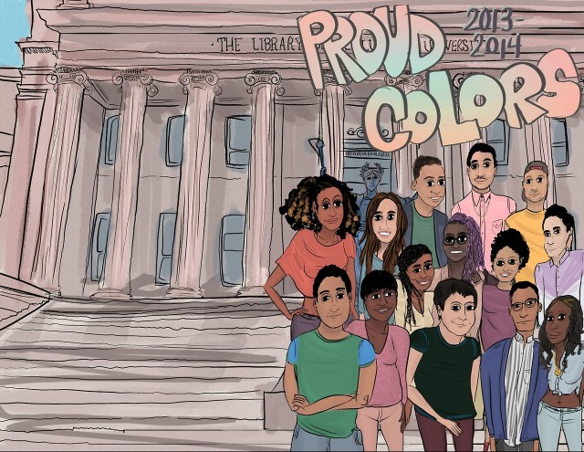 Queer People of Color – Safe Spaces