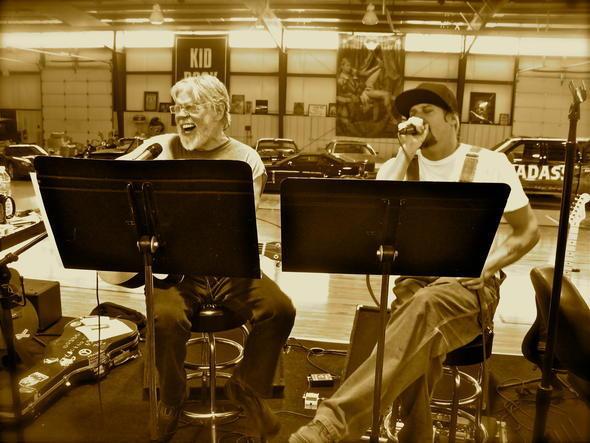 Kid Rock and Bob Seger. From  kidrock.com