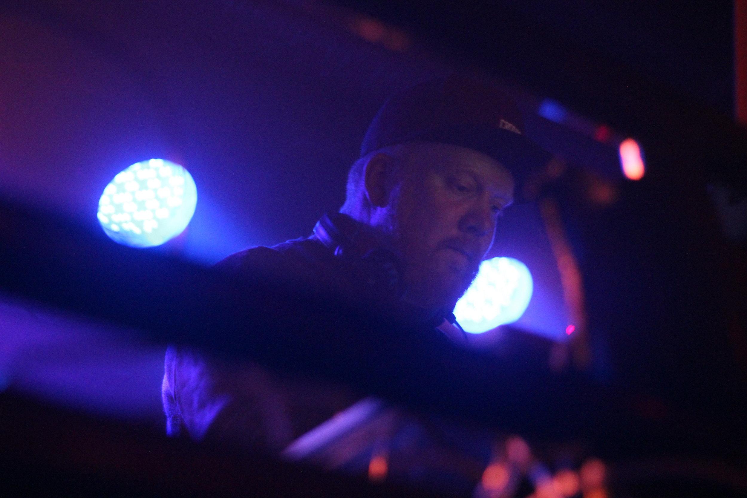 DJ Wood.