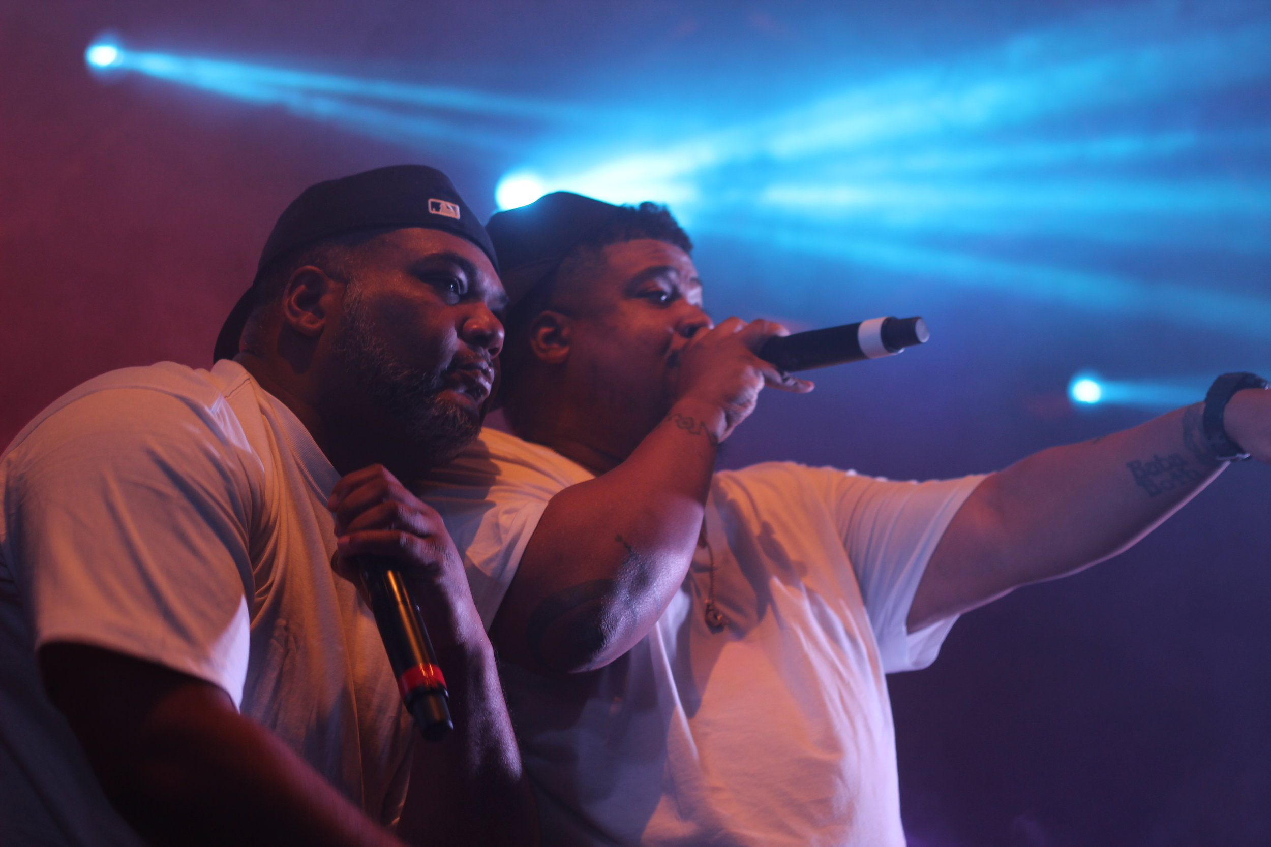 Maseo & Dave. De La Soul. Legends.