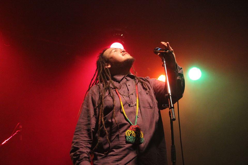 Yellowsky at Victoria Ska & Reggae Fest, June 2017.