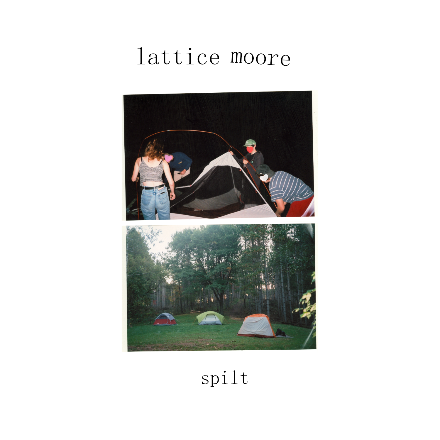 Lattice Moore -  Spilt   [FA032 / CS + Digital]