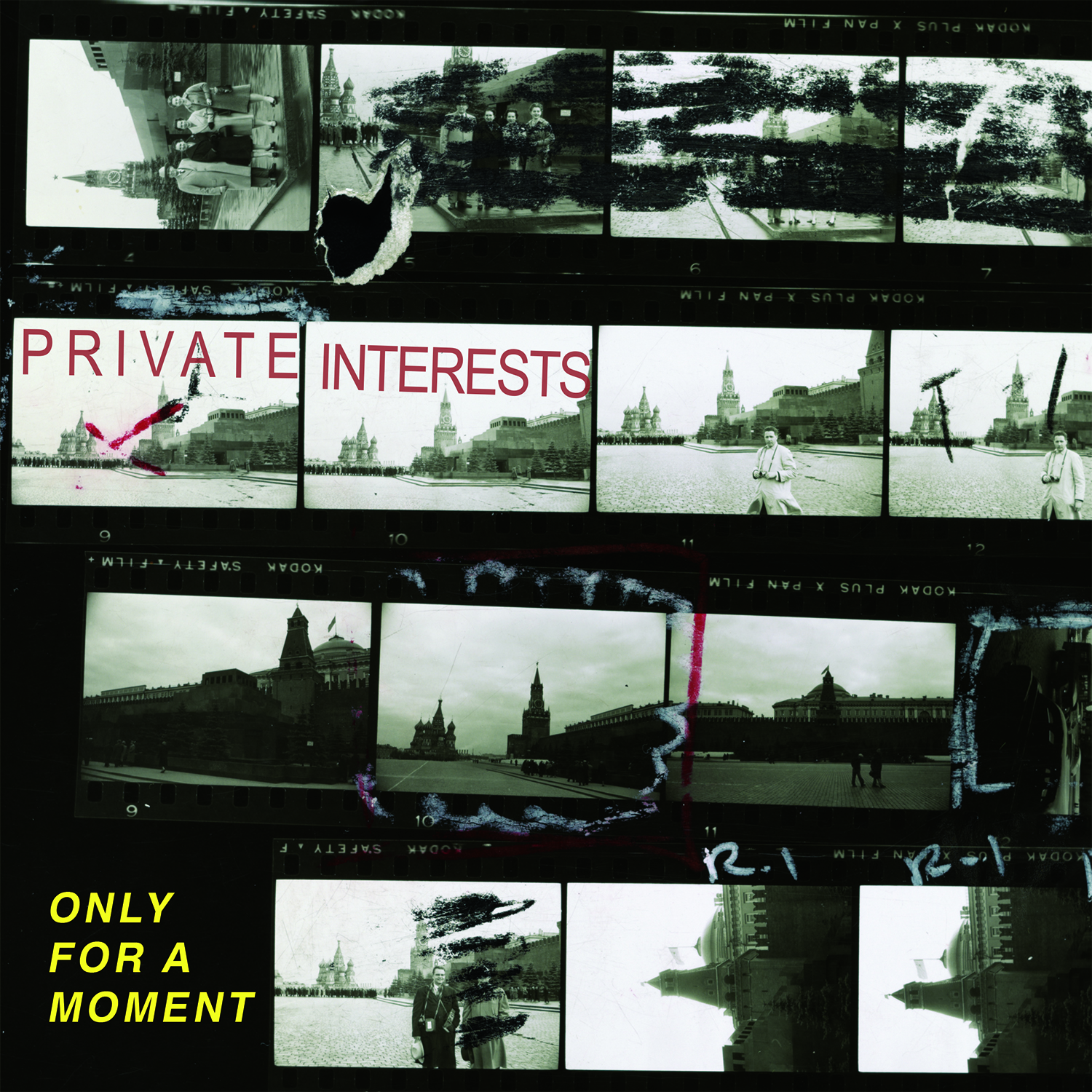 Private Interests -  Only For A Moment   [FA036 / CS + Digital]