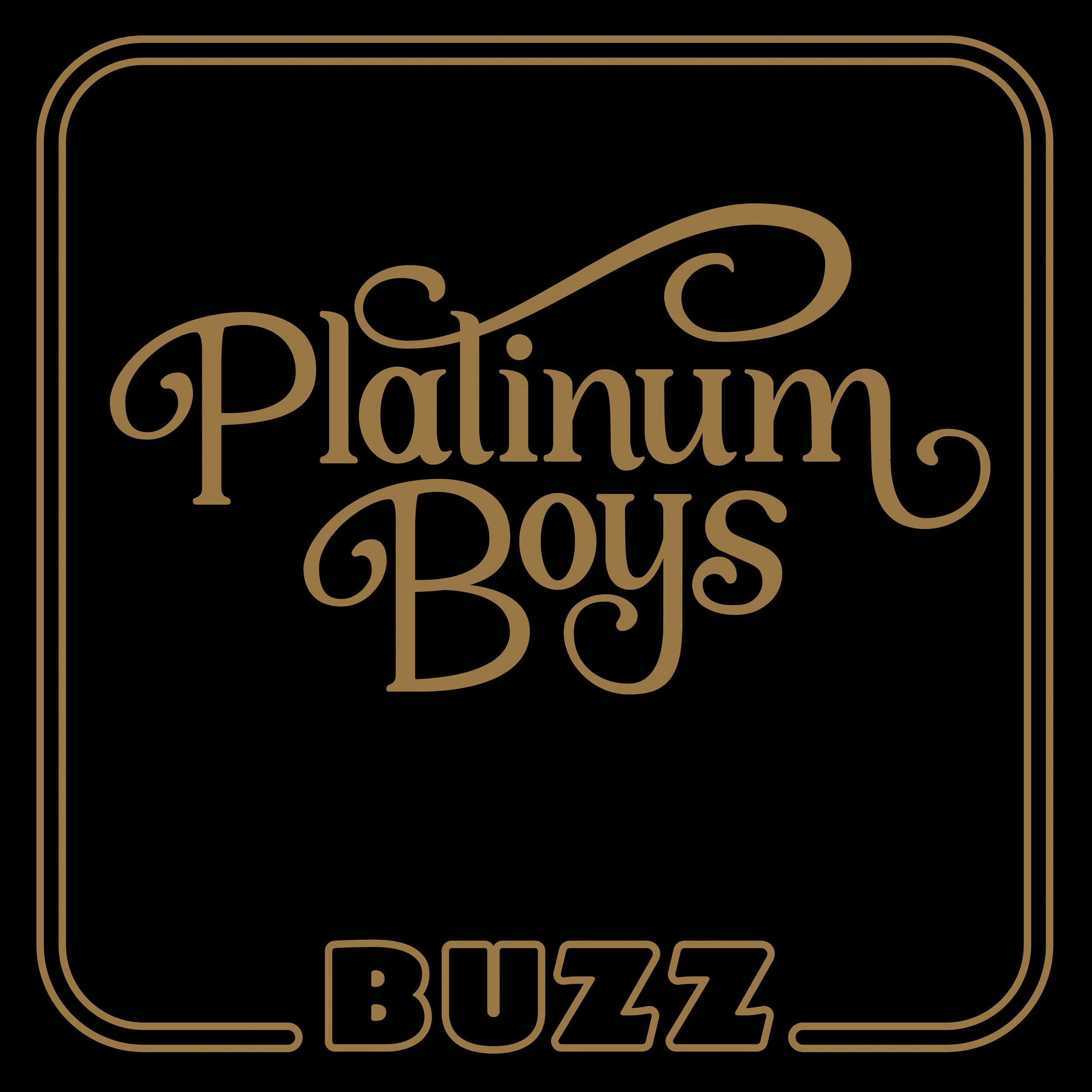 Platinum Boys - Buzz   [FA044 / CS]