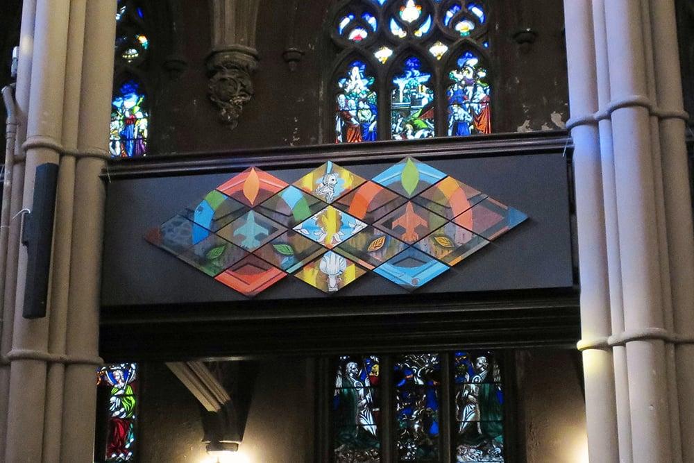 Back To Life   St. Ann's Church, Brooklyn, NY April 12 - May 31, 2015