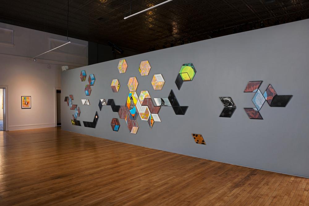 Installation View, CSPS Hall, 2016