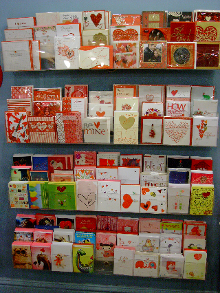Cards for holidays throught the year.