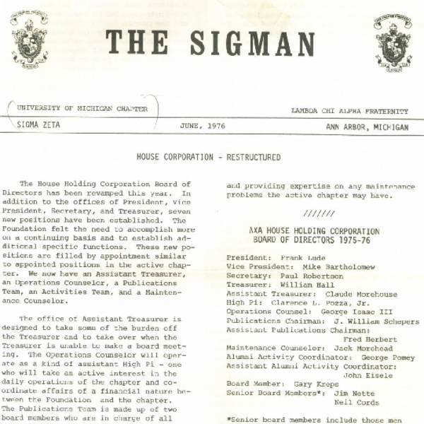 June 1976