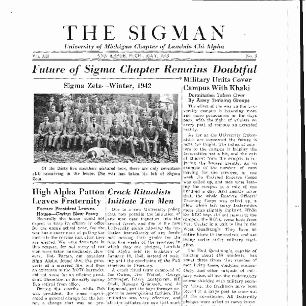 May 1943