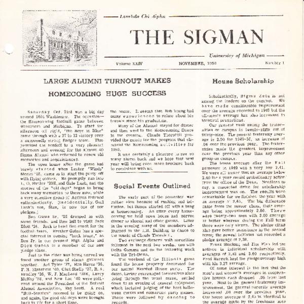 November 1950