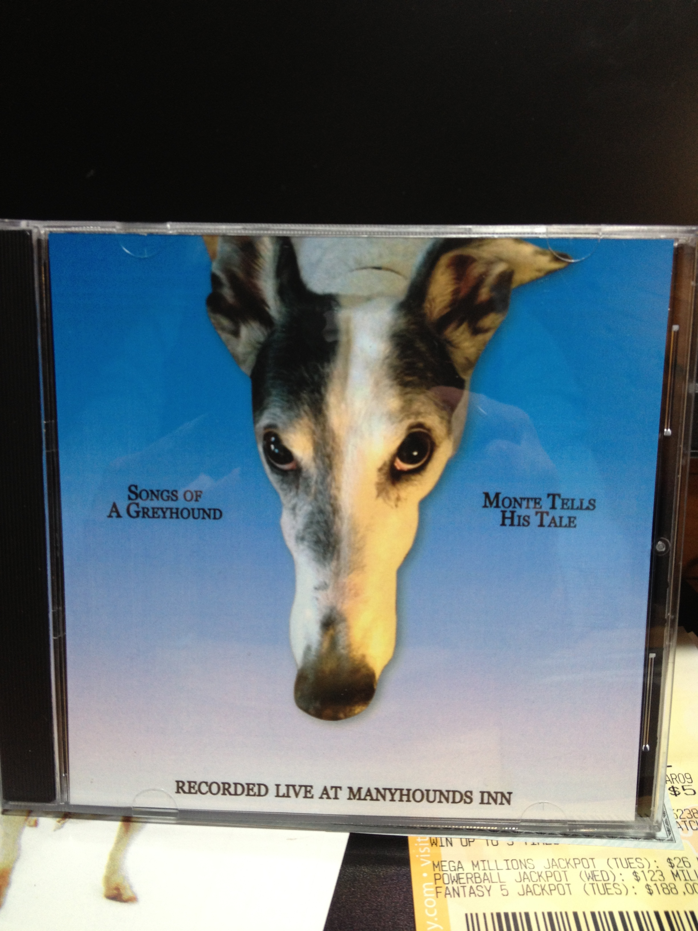 Songs of a Greyhound