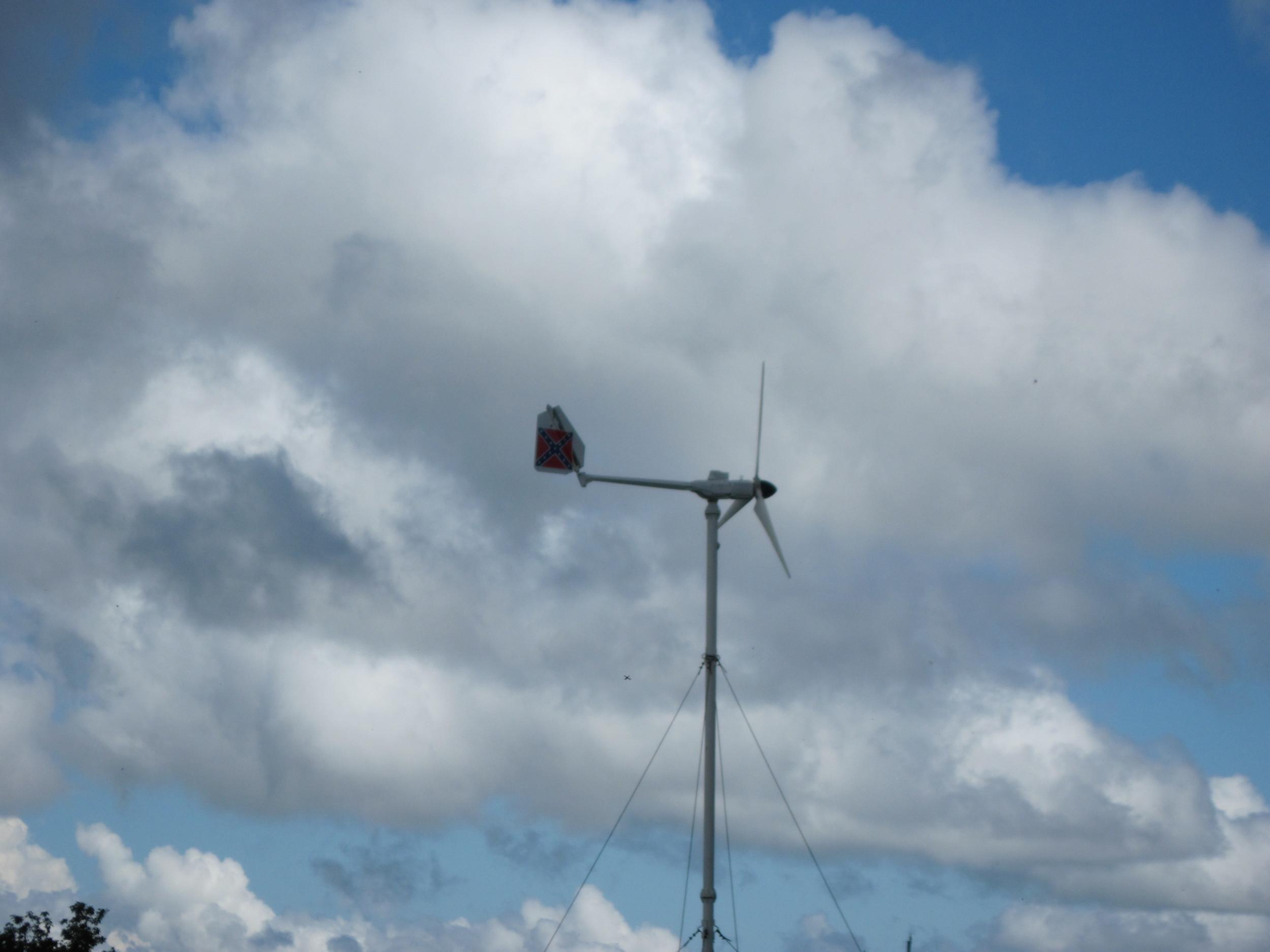Rebel Windmill
