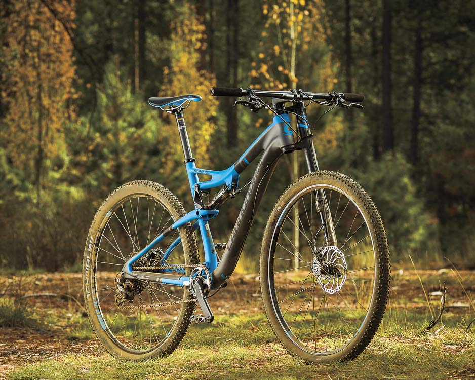 2015 Cannondale Scalpel - Bluestone Bike & Run