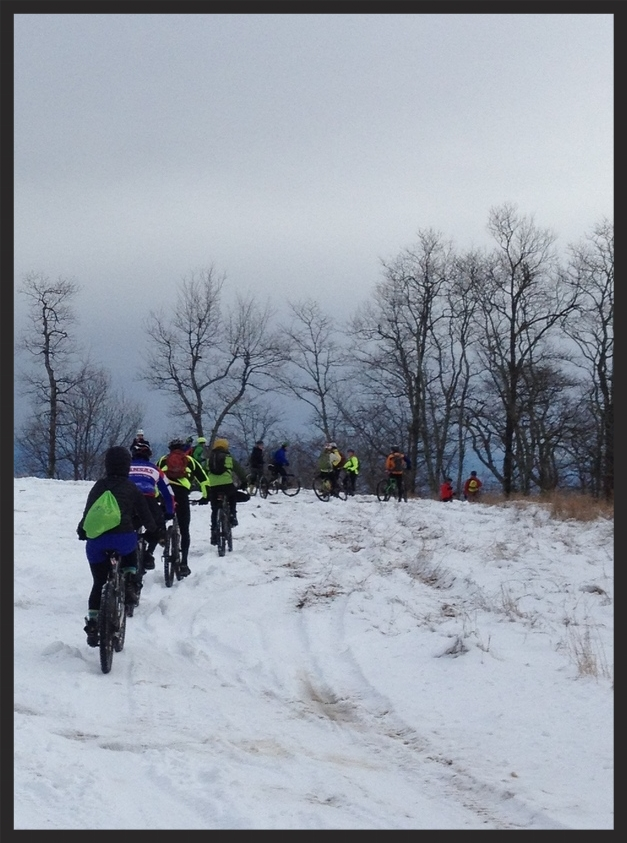 More riders join the force at Meadow Knob