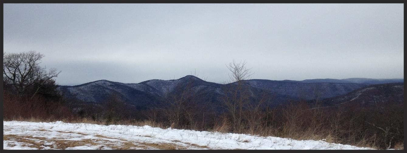 West Virginia a la Meadow knob