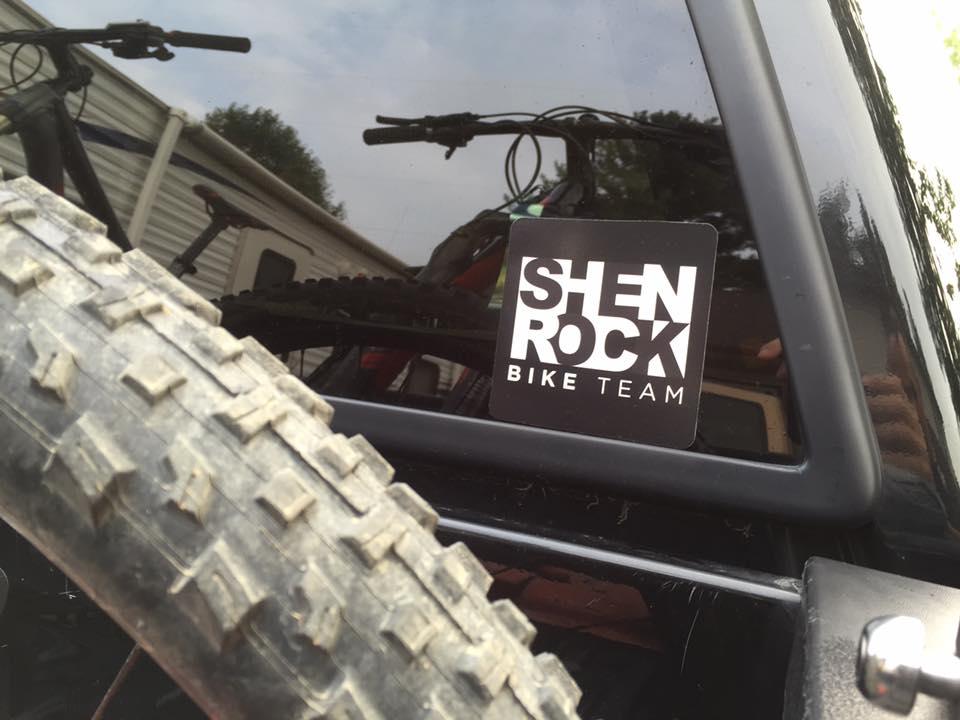 Shen-Rock Sticker