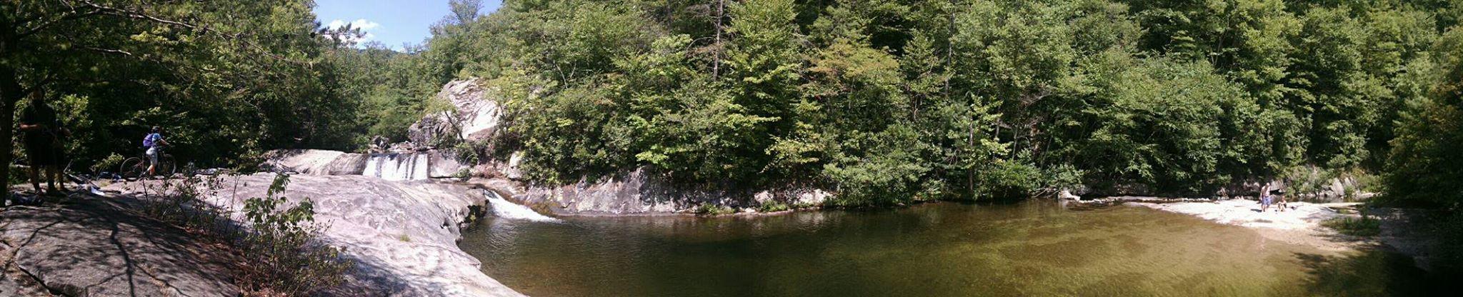 Huntfish Gap Falls