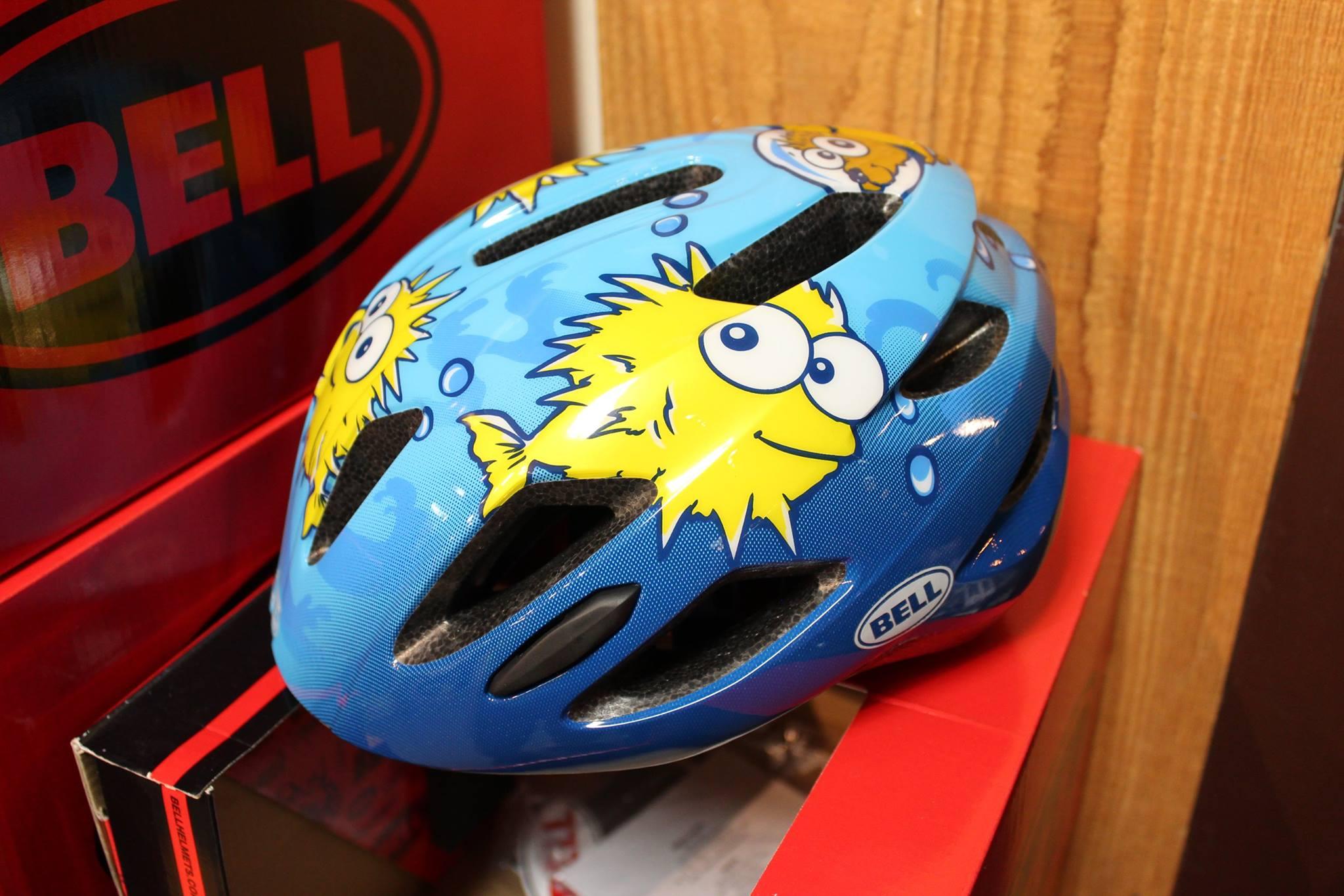 Bell Kid's Helmet