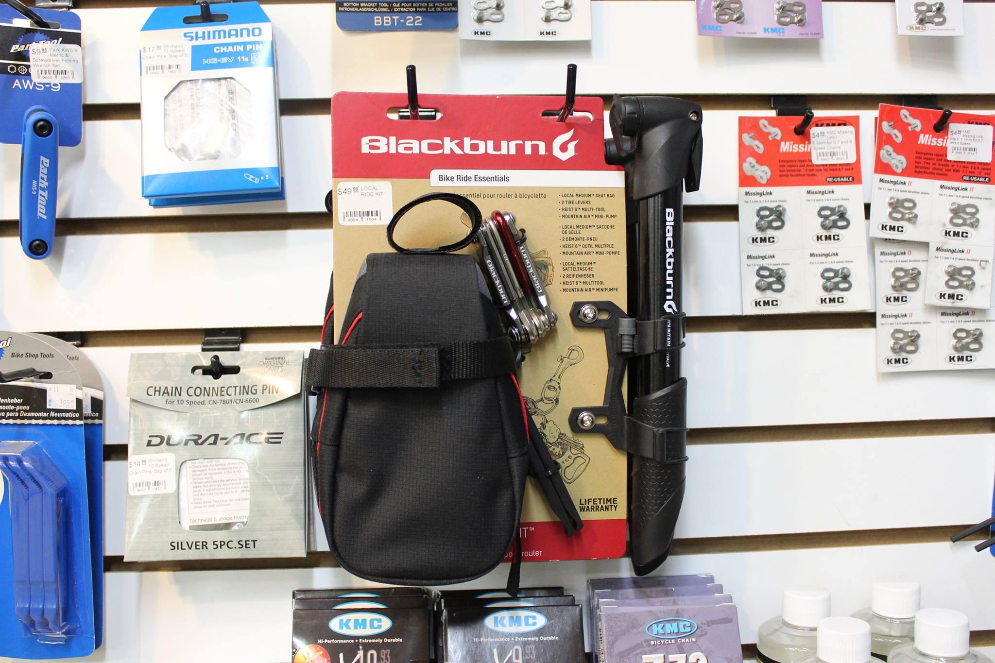 Blackburn Ride Essentials Kit