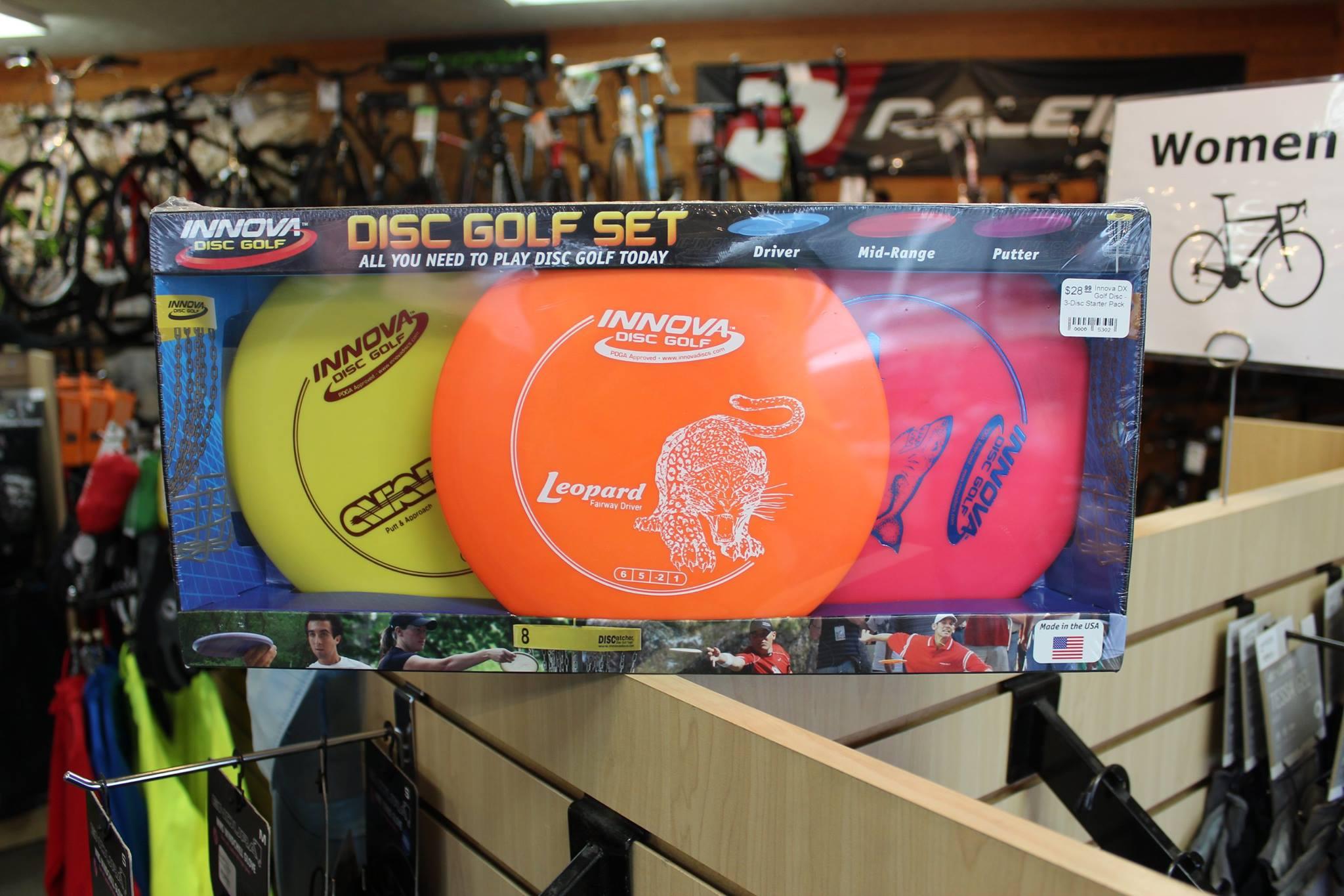 Innova Disc Golf - 3 Disc Starter Kit